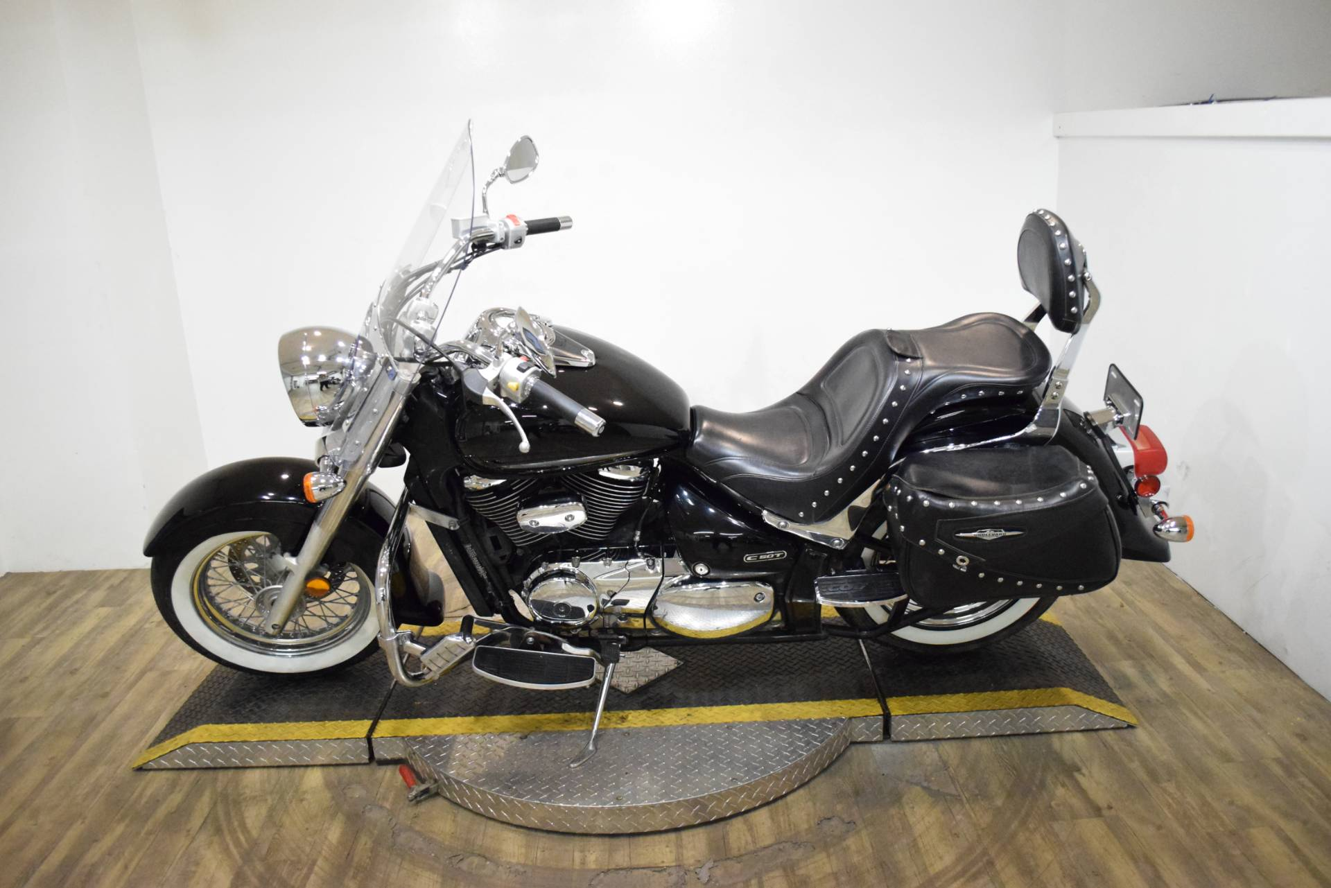 2007 Suzuki Boulevard C50 in Wauconda, Illinois - Photo 15