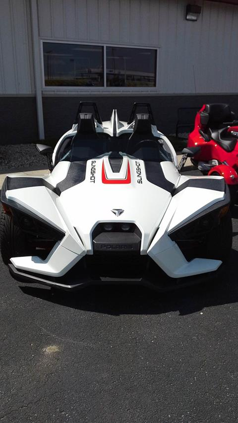 2016 Slingshot Slingshot SL LE in Findlay, Ohio
