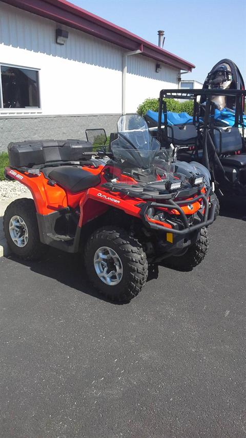 2016 Can-Am Outlander DPS 570 in Findlay, Ohio