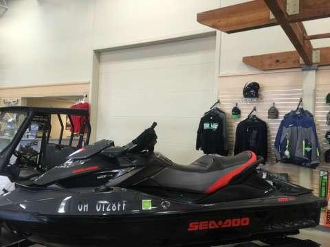 2013 Sea-Doo GTX Limited iS™ 260 in Findlay, Ohio