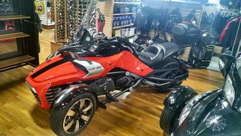 2015 Can-Am Spyder® F3-S SM6 in Findlay, Ohio