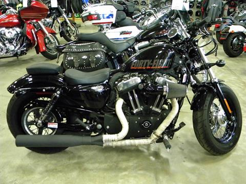 2012 Harley-Davidson Sportster® Forty-Eight® in Findlay, Ohio