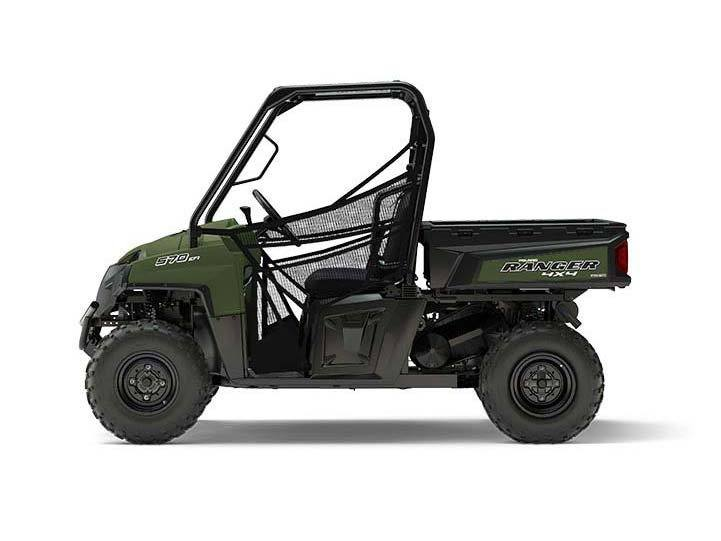 2017 Polaris Ranger 570 Full Size in Findlay, Ohio