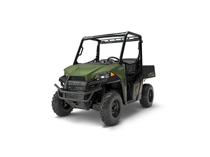 2017 Polaris Ranger 570 in Findlay, Ohio