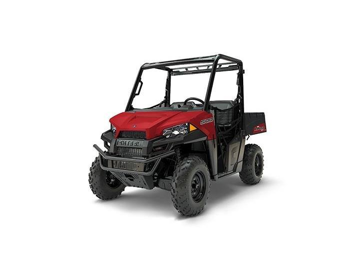 2017 Polaris Ranger 500 in Findlay, Ohio