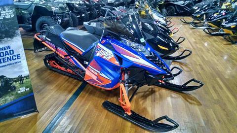 2015 Yamaha SRViper X-TX LE in Findlay, Ohio