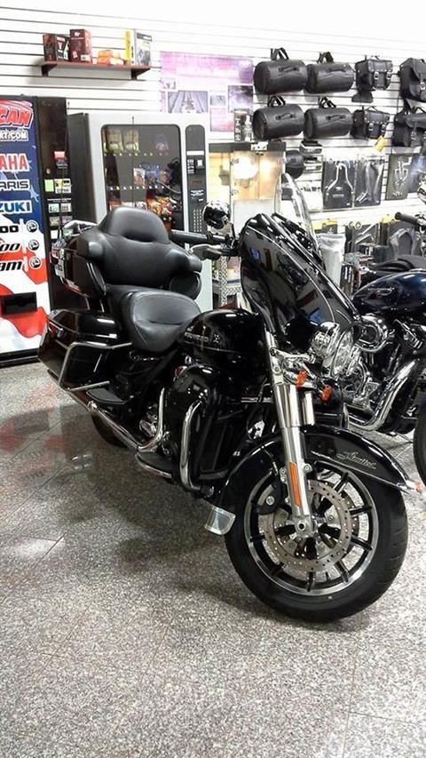 2015 Harley-Davidson Ultra Limited in Findlay, Ohio