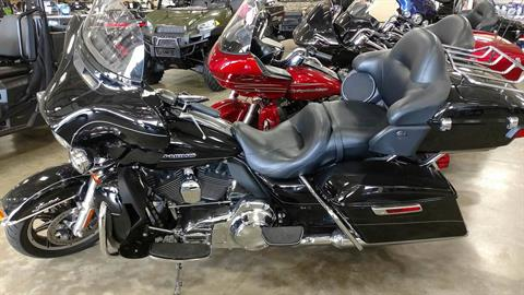 2015 Harley-Davidson Electra Glide® Ultra Classic® in Findlay, Ohio