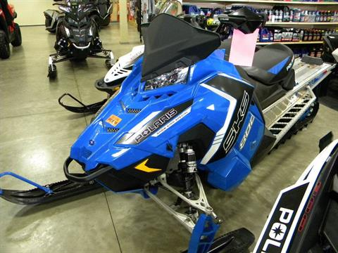 2016 Polaris 800 SKS 155 ES in Findlay, Ohio