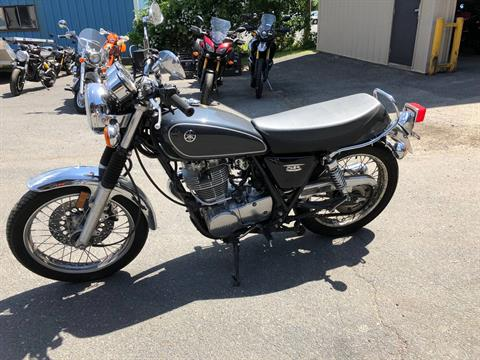 2015 Yamaha SR400 in Northampton, Massachusetts
