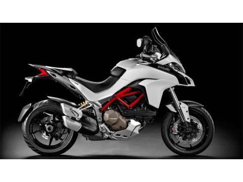 2015 Ducati Multistrada 1200 S in Northampton, Massachusetts