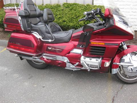 1998 Honda Gold Wing SE in Northampton, Massachusetts