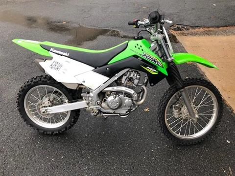 2018 Kawasaki KLX 140L in Northampton, Massachusetts