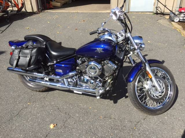 2005 Yamaha XVS650 CUSTOM in Northampton, Massachusetts