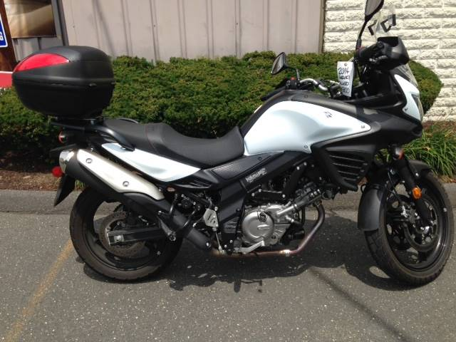 2014 Suzuki V-Strom 650 ABS in Northampton, Massachusetts