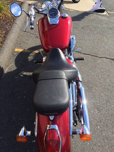2015 Honda Shadow Aero® in Northampton, Massachusetts