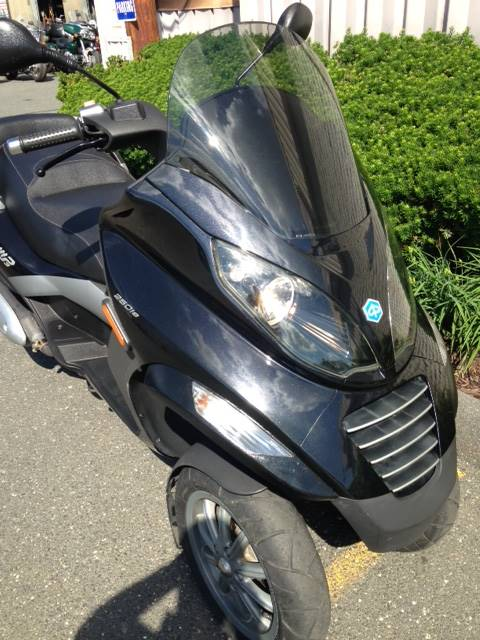 2007 Piaggio MP3 in Northampton, Massachusetts