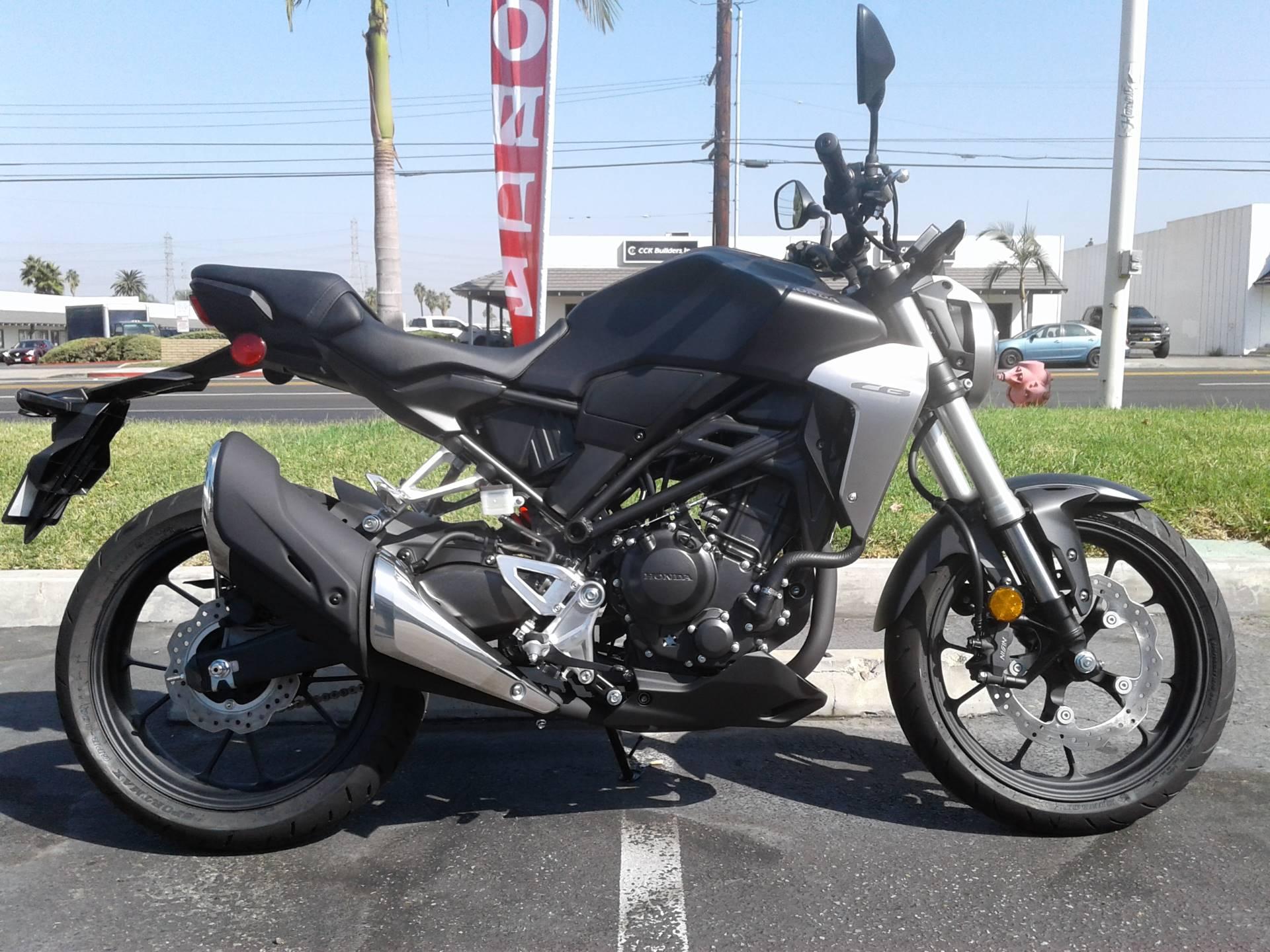 2018 Honda CB1000R for sale 3565