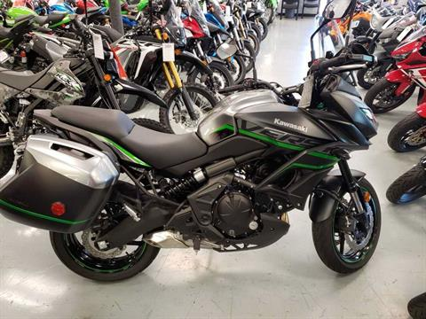 2019 Kawasaki VERSYS 650 ABS LT in Orange, California