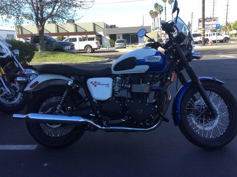 2015 Triumph Bonneville in Orange, California