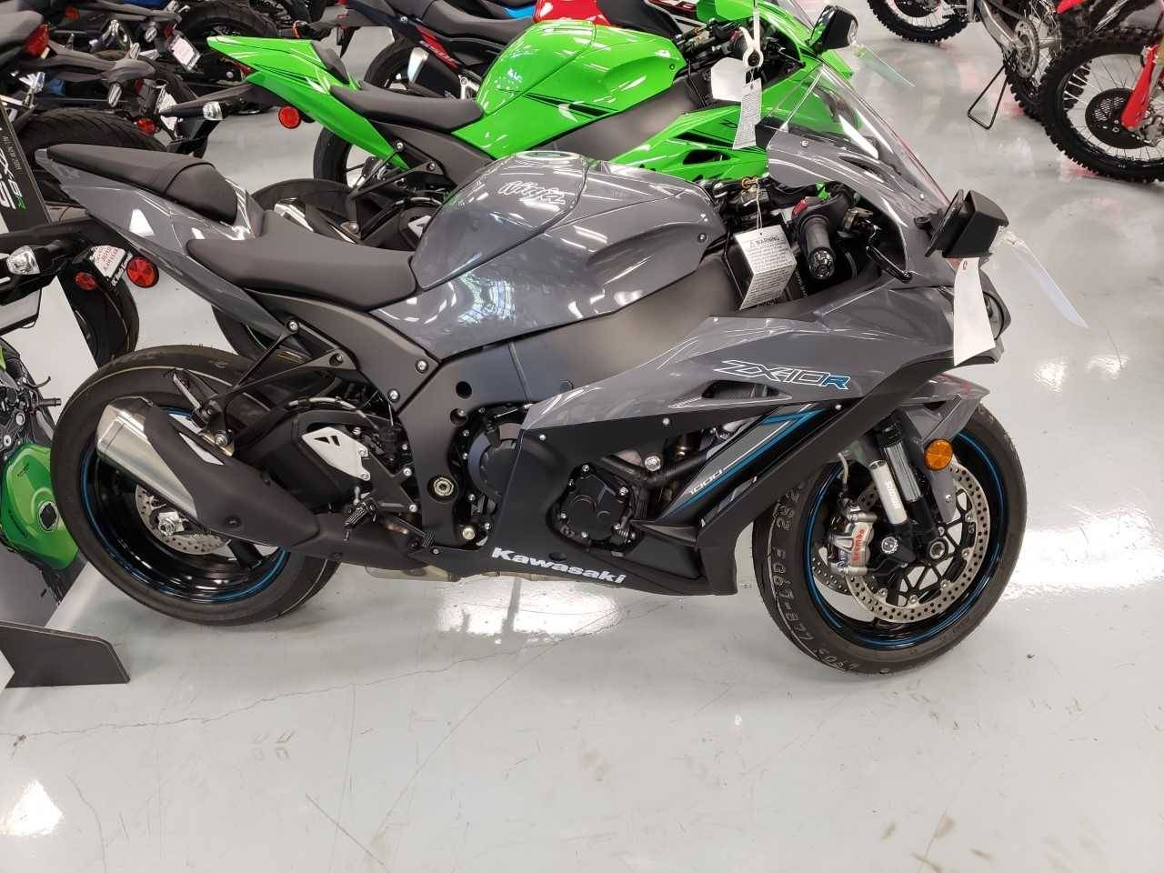 2019 Kawasaki ZX-10R ABS in Orange, California - Photo 1