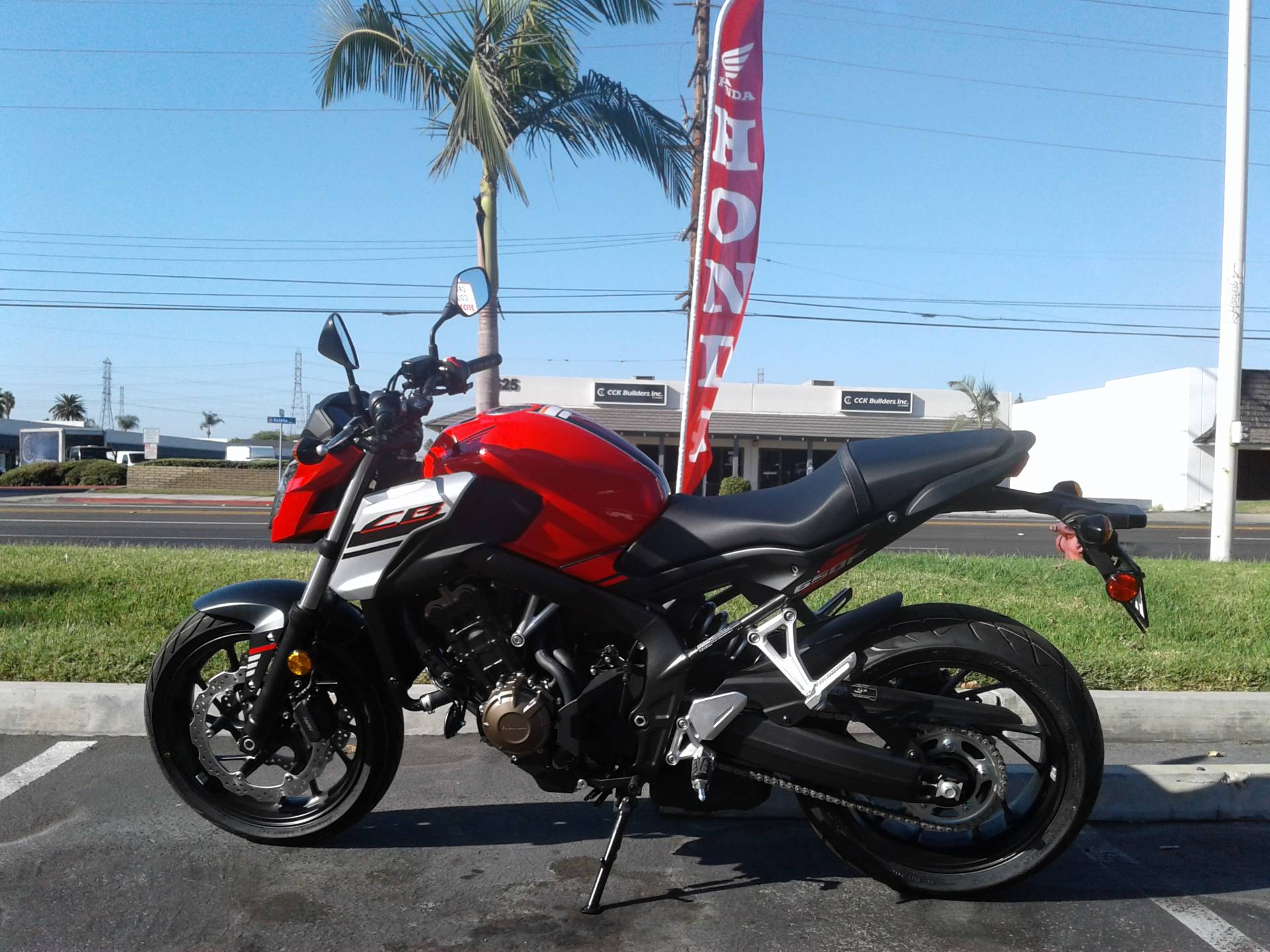 2018 Honda CB650 for sale 18169
