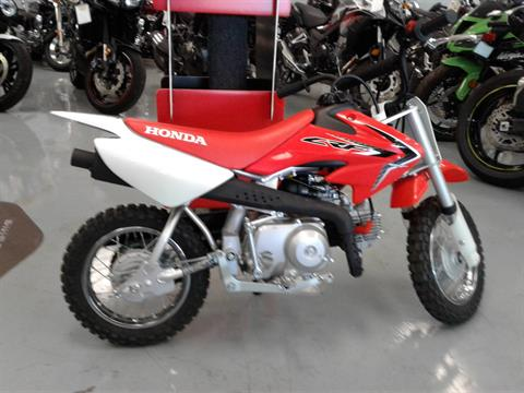 2018 Honda CRF50 in Orange, California