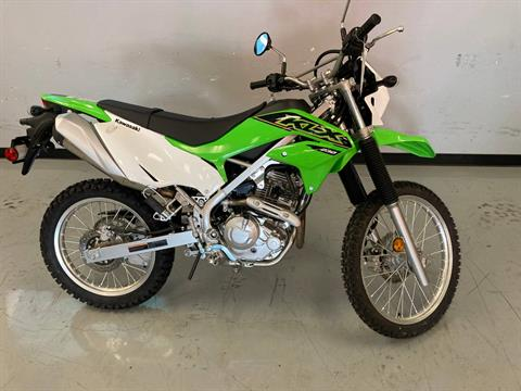 2021 Kawasaki KLX 230 in Orange, California - Photo 1