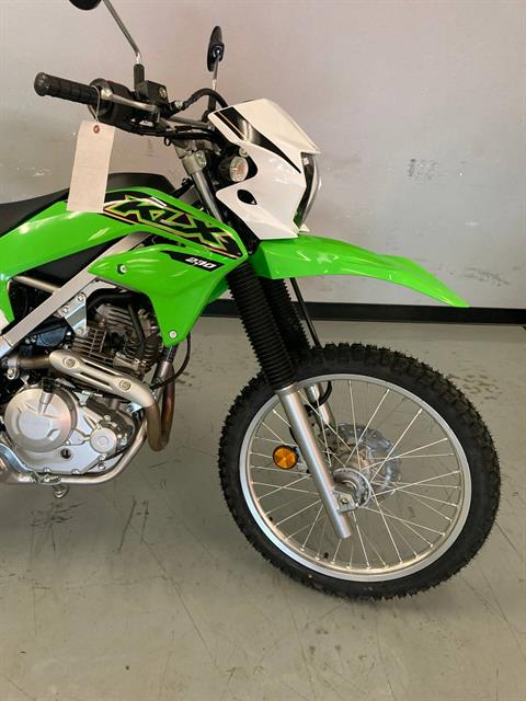 2021 Kawasaki KLX 230 in Orange, California - Photo 4