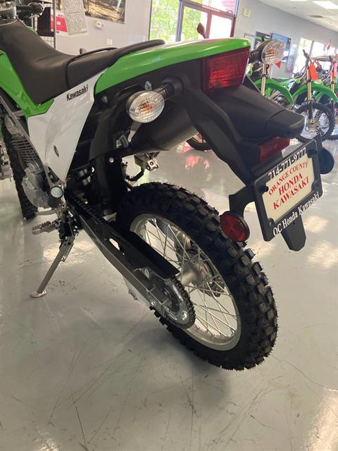2021 Kawasaki KLX 230 in Orange, California - Photo 8