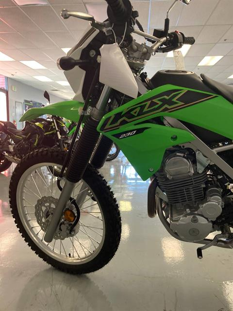 2021 Kawasaki KLX 230 in Orange, California - Photo 10