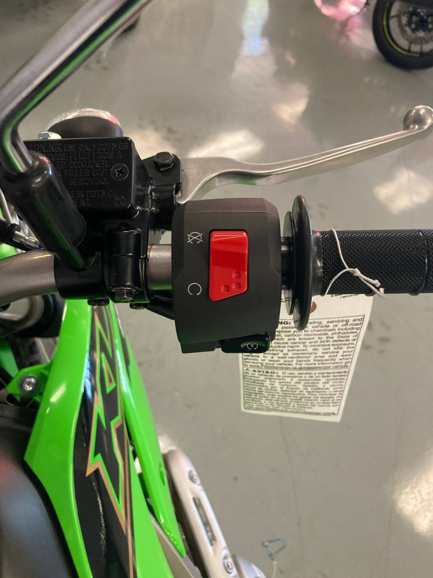 2021 Kawasaki KLX 230 in Orange, California - Photo 13