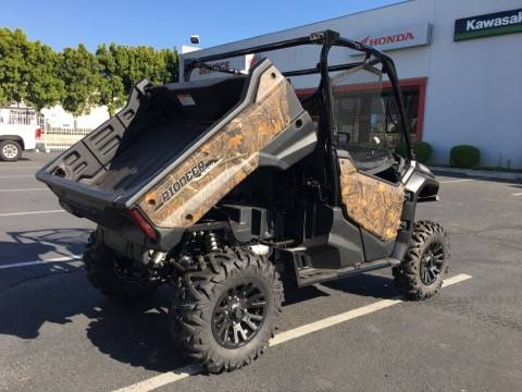 2021 Honda PIONEER 1000 DELUXE in Orange, California - Photo 6