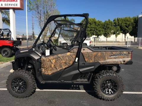 2021 Honda PIONEER 1000 DELUXE in Orange, California - Photo 7