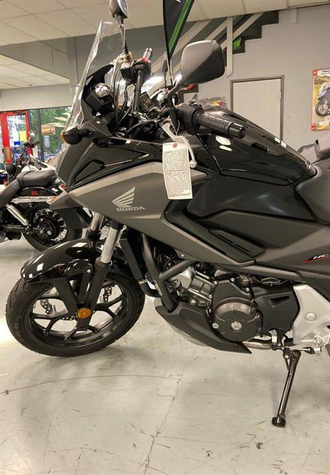2020 Honda NC750X in Orange, California - Photo 3