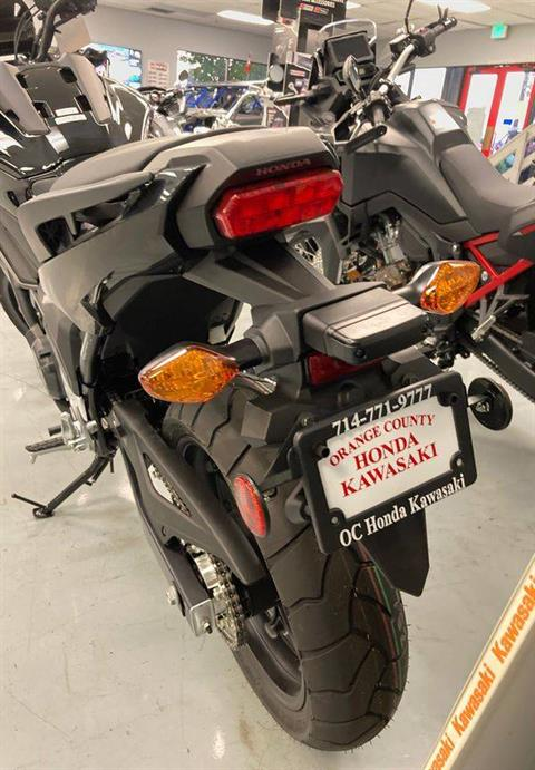 2020 Honda NC750X in Orange, California - Photo 5