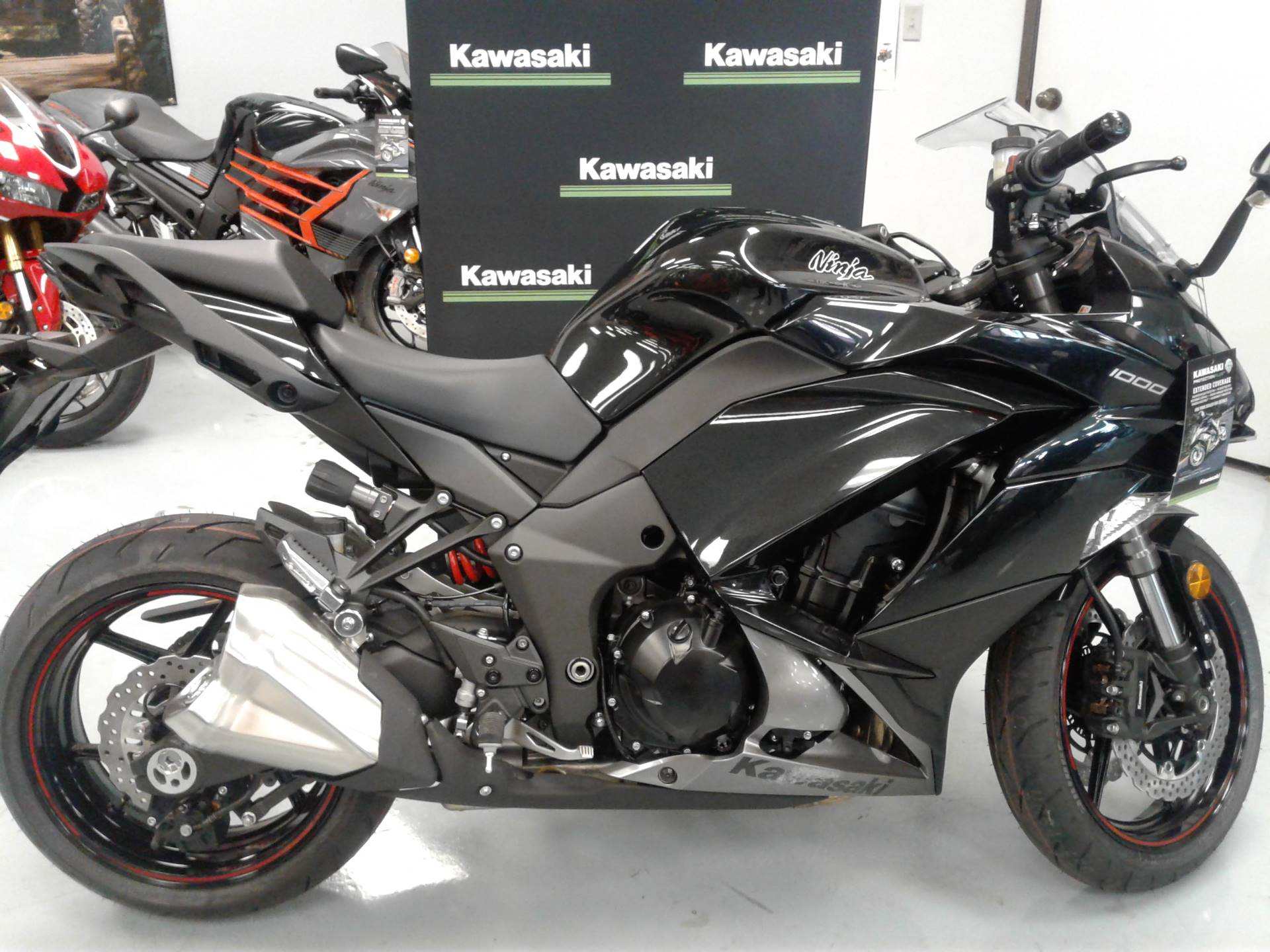 2018 Kawasaki Ninja 1000 ABS for sale 7400