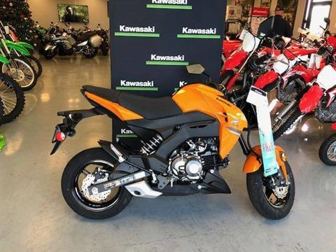 2019 Kawasaki Z125 in Orange, California - Photo 1