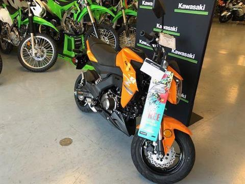 2019 Kawasaki Z125 in Orange, California - Photo 3