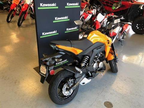 2019 Kawasaki Z125 in Orange, California - Photo 4