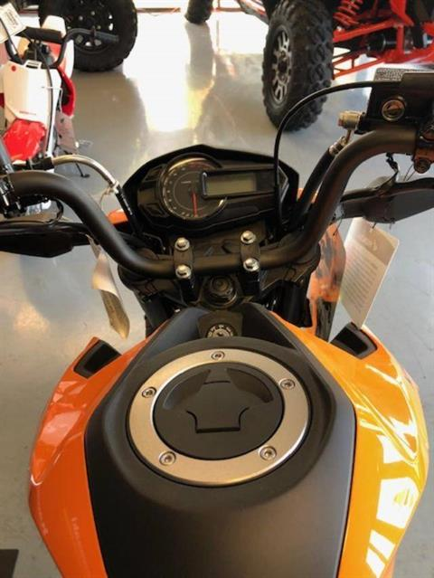 2019 Kawasaki Z125 in Orange, California - Photo 5