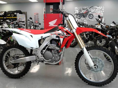 2017 Honda CRF250F in Orange, California