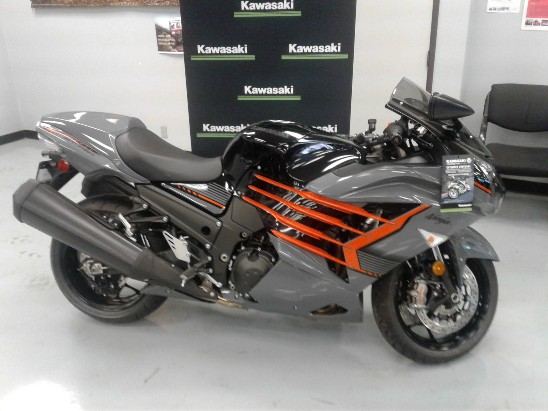2018 Kawasaki Ninja ZX-14R ABS SE in Orange, California