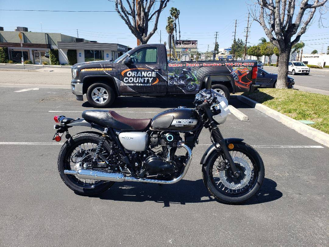 2019 Kawasaki w800 in Orange, California - Photo 1