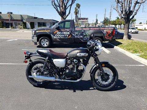 2019 Kawasaki w800 in Orange, California