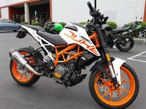 2017 KTM 390 Duke in Orange, California