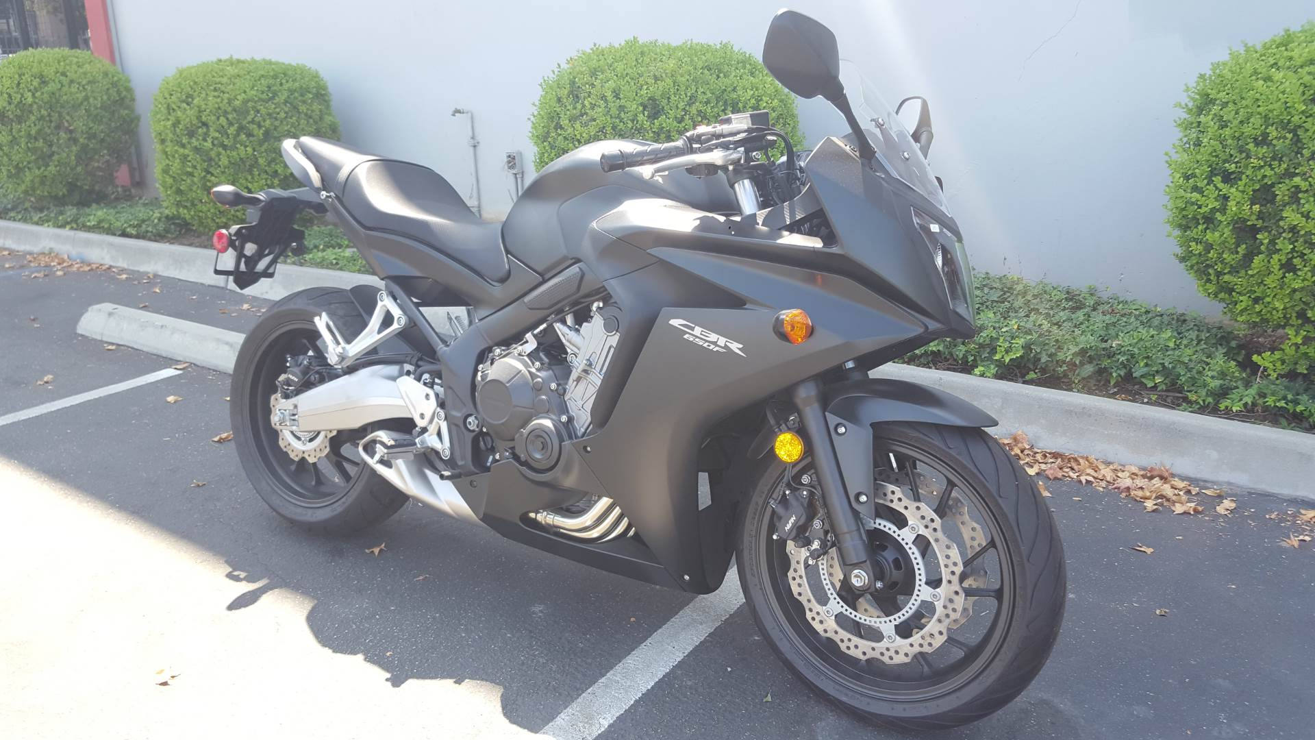 2016 Honda CBR650F ABS in Orange, California