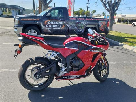 2018 Honda CBR600RR in Orange, California