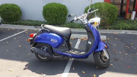 2006 Yamaha Vino 125 in Orange, California