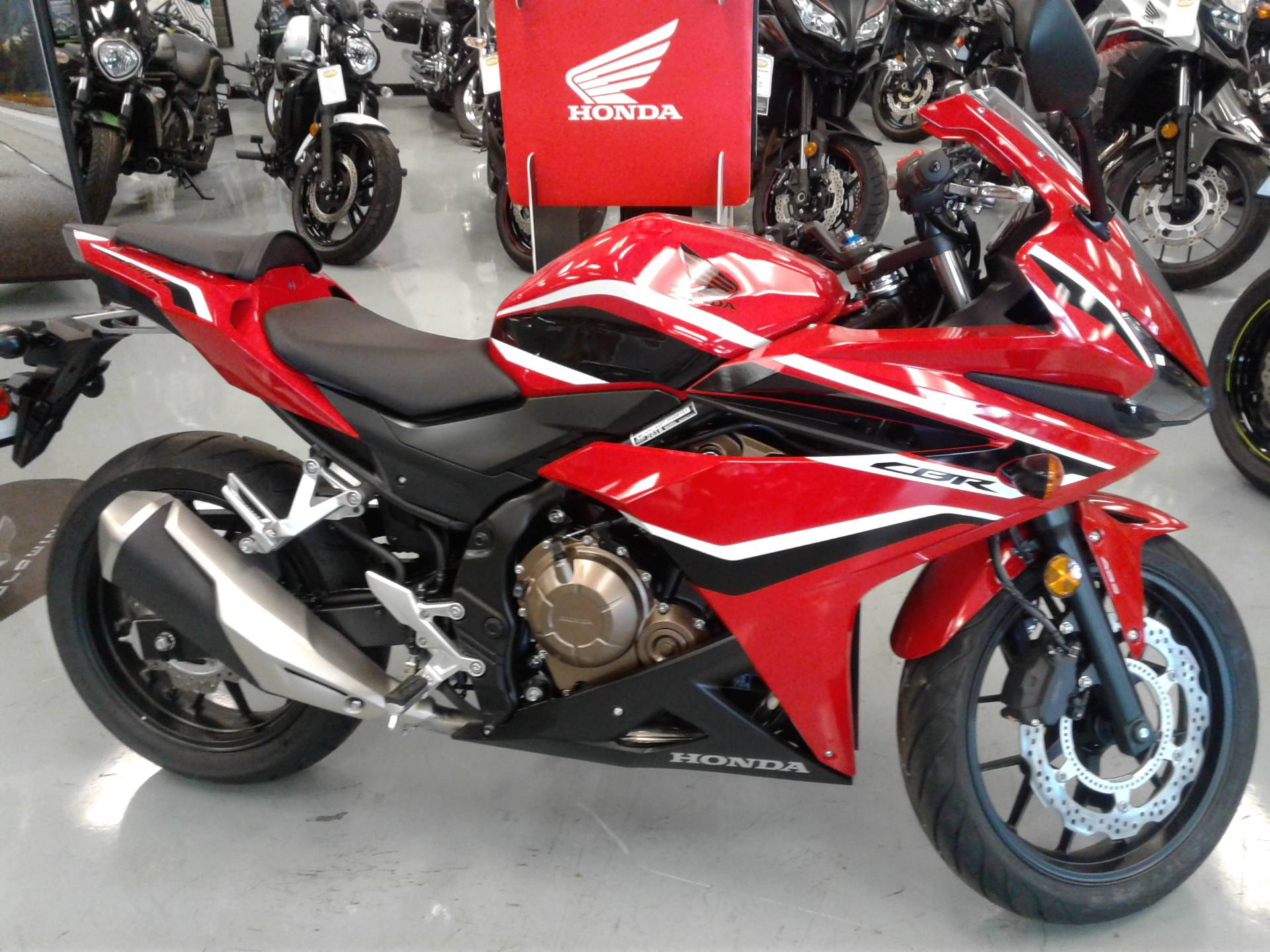 2018 Honda CBR500R ABS in Orange, California
